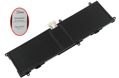 Dell 02h2g4 Battery Photo