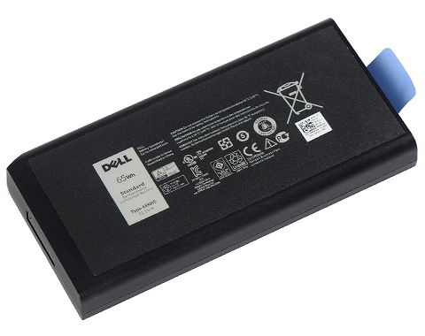 Dell Latitude e7404 Battery Photo