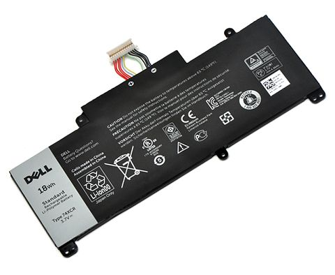 Dell 74xcr Battery Photo