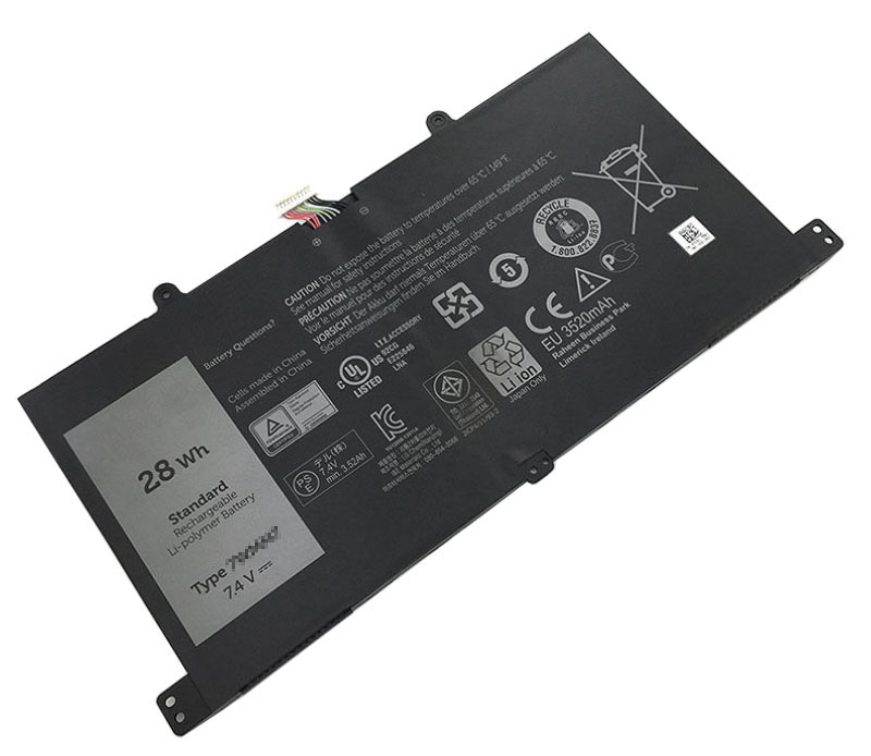 Dell 07wmm7 Battery Photo