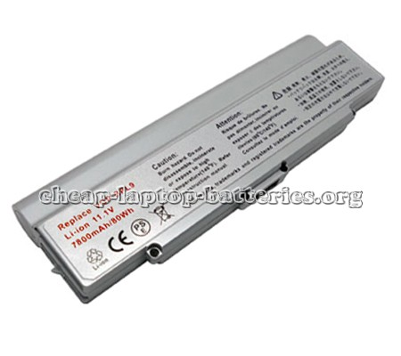 Sony Vgp-bps9 Battery Photo