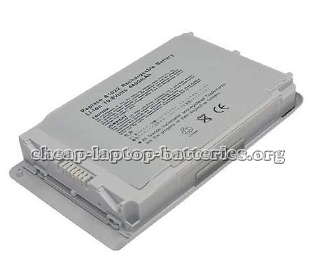 Apple Powerbook g4 12 Inch m9184ll/A Battery Photo
