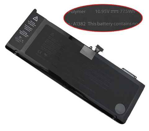 Apple mc723ll/A a1286 macbookpro8.2 Early 2011 Battery Photo