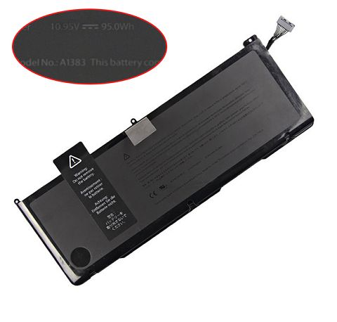 Apple Macbook Pro 17 Inch mc024ll/A Battery Photo
