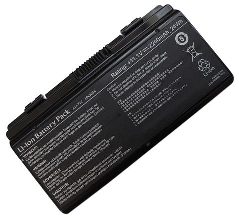 Asus pro52rl Battery Photo