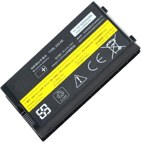 Asus a8dc Battery Photo