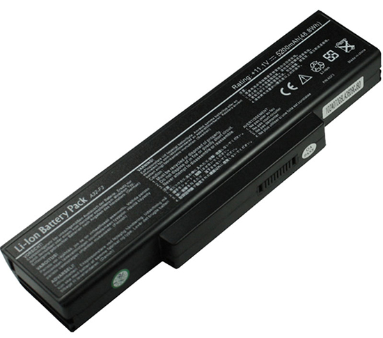 Asus pro71 Battery Photo