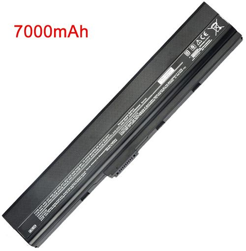 Asus k62jr Battery Photo