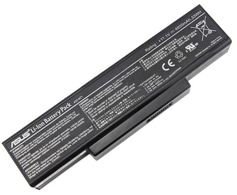Asus a72jt Battery Photo