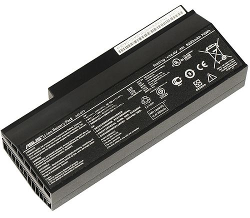 Asus Lamborghini vx7s Battery Photo
