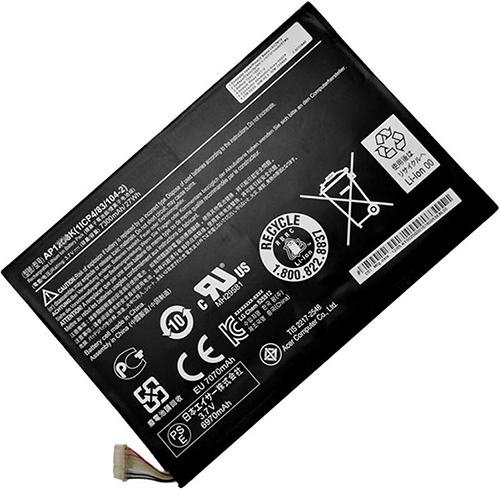 Acer Iconia w510-1674 Battery Photo
