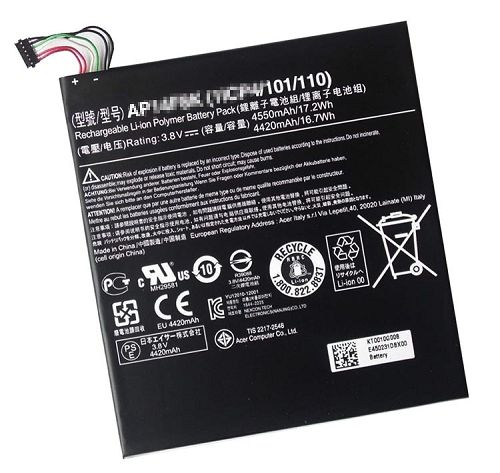 Acer Iconia a1-840 Battery Photo