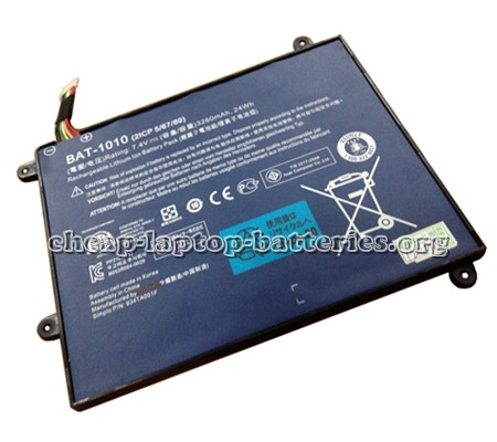 Acer Iconia Tab a500-10s16w Battery Photo