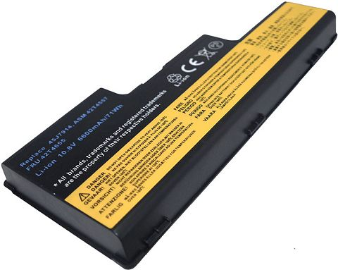 Lenovo Thinkpad w700ds 2763 Battery Photo