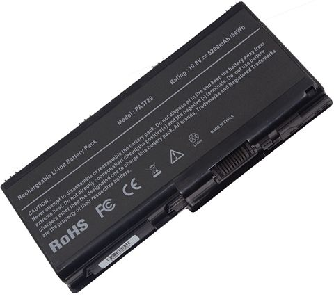 Toshiba Qosmio x500-10q Battery Photo