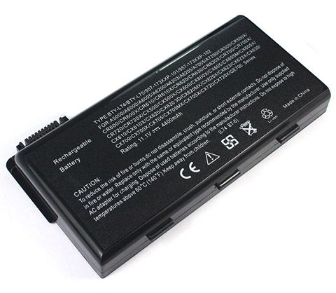 Msi cx700-t4347w7p Battery Photo