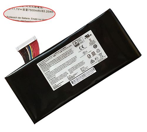 Msi gt72s 6qd-841xcn Battery Photo
