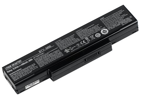 Msi ex620 Battery Photo