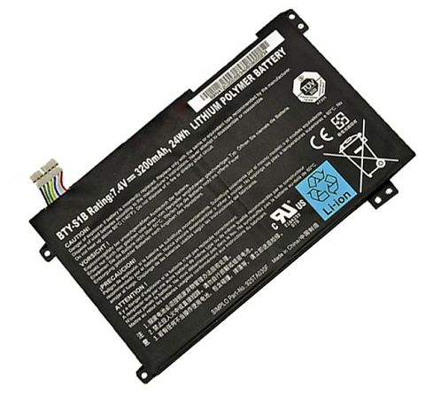 Msi Bty-s1b Battery Photo