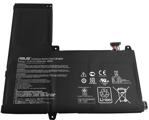 Asus n54pnc3 Battery Photo
