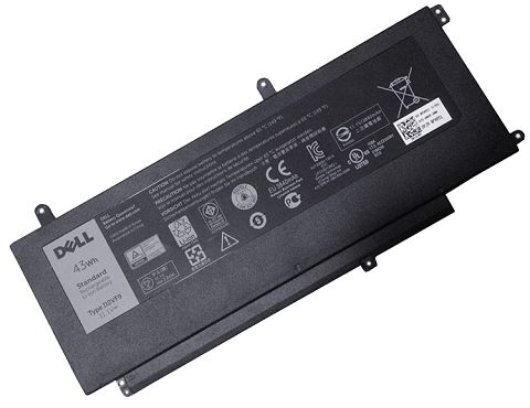 Dell Inspiron 15 7547 Battery Photo