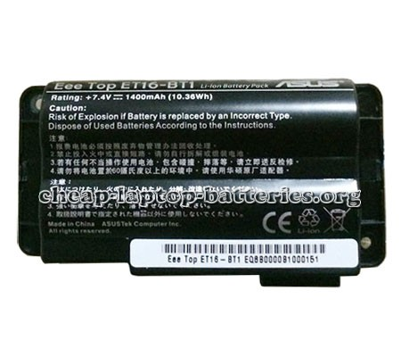 Asus Eee Top et16-bt1 Battery Photo