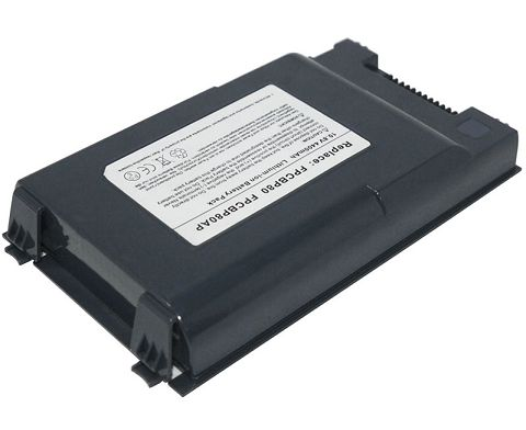Fujitsu Lifebook t4020d Battery Photo