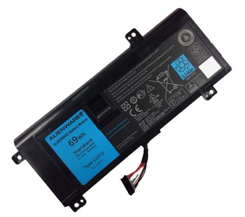 Dell alw14d-1828 Battery Photo