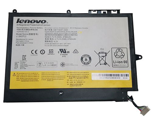 Lenovo l13n2p21 Battery Photo