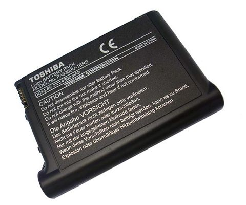 Toshiba pa3369u-1brs Battery Photo