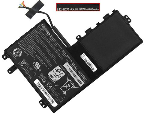 Toshiba Satellite u50t Battery Photo