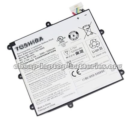 Toshiba pa5173u Battery Photo