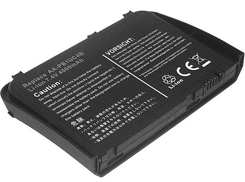 Samsung q1u-Xp Battery Photo