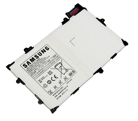 Samsung p6800 Battery Photo