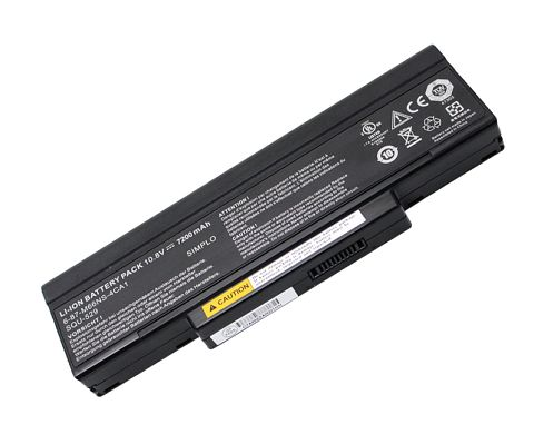 Msi ex625x Battery Photo