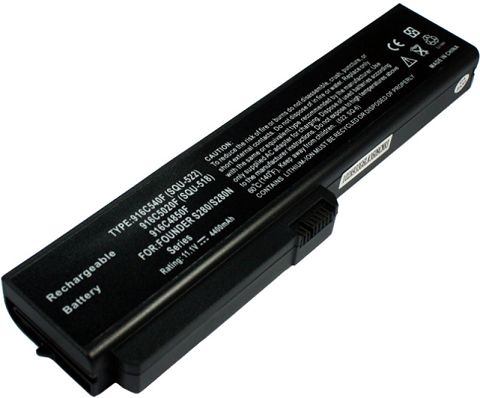 Fujitsu Siemens 916c5020f Battery Photo