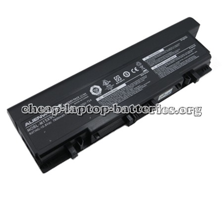 Dell m15x9cexibatlk Battery Photo