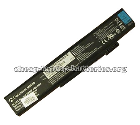 Gateway mx6620m Battery Photo