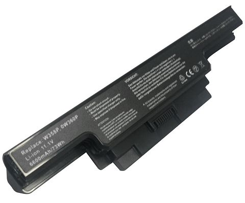 Dell w356p Battery Photo