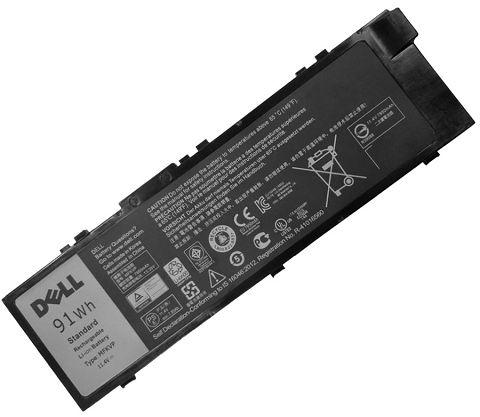 Dell t05w1 Battery Photo