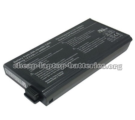 Uniwill n258ka Battery Photo
