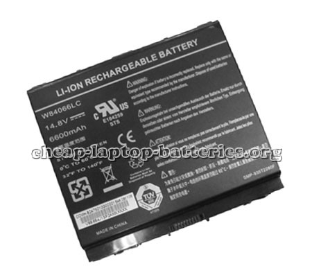 Dell Alienware Area-51 m17 Battery Photo