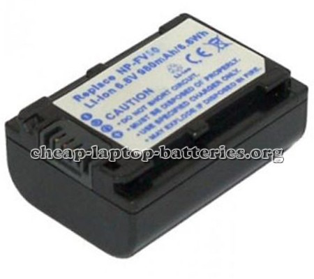 Sony Dcr-dvd404e Battery Photo