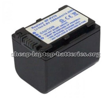 Sony Dcr-dvd850e Battery Photo